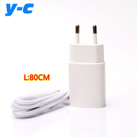 Blackview BV6000 Usb Charger Cable High Quality 100 Original EU USB Charger Adapter 80CM USB