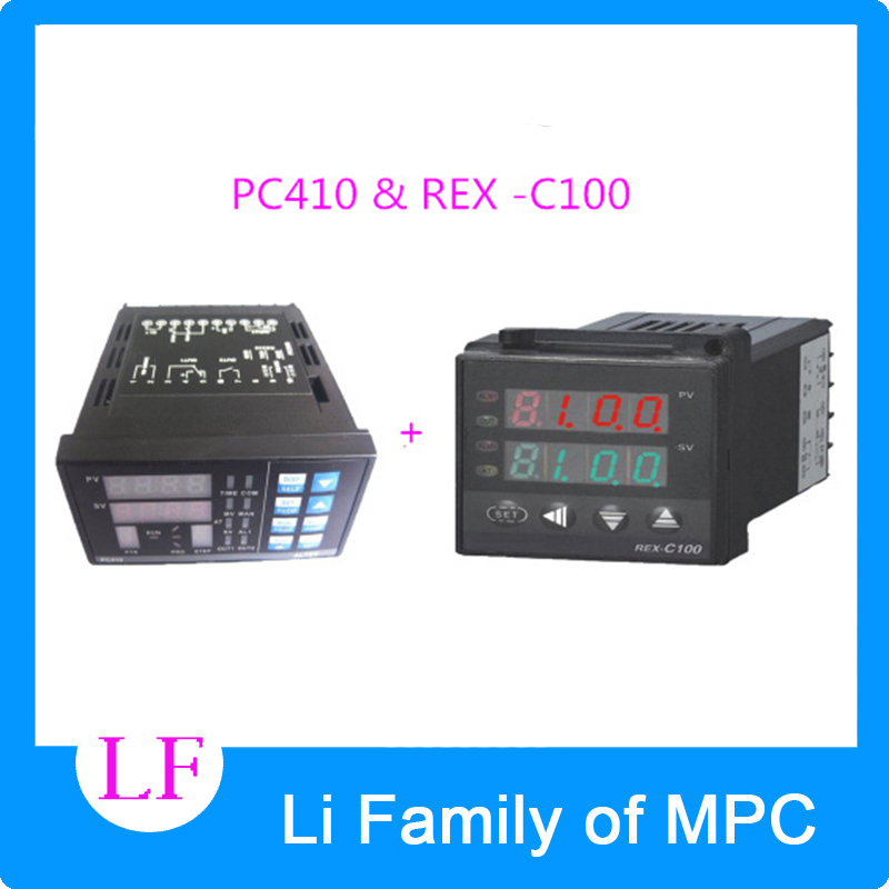 ФОТО PC410 with RS232 Communication Module & REX-C100 Tempereature Controller For IR6000 BGA Rework Station