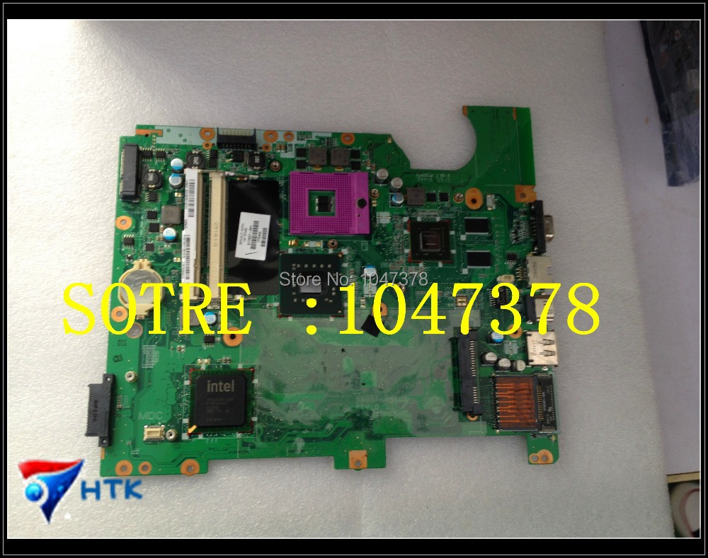 Wholesale 517837-001 for compaq presario CQ61 G61 motherboard with PM45 chipset 100% Work Perfect