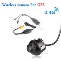 2 4G Wireless Module 2 5mm Input For Gps HD Car Rear View Camera Backup Night