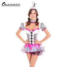 OKAYOASIS Free Shipping Fancy Dress Costume Outfit Halloween Sexy Poker  Games Roleplay Party Costumes(China 0ac732718cc5