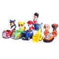 12 Pcs/Set Puppy Dog Toy Childrens Anime Action Figure Toy Mini Figures  Dog Model Toys 66869