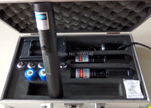 High Powered Burning 1000000mw Blue Laser 450nm 10000mw Red 532nm 10000mw Green 3 in 1 Focusable