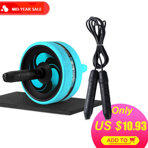 Roller&Jump Rope No Noise Abdo