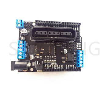 Arduino Motor Servo Shield Driver Board PS2 Handle Wireless Remote Control mearm 1
