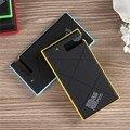 8000 мАч Прочный Солнечная Энергия Банк Dual USB Solar Mobile Charger панель солнечных батарей зарядное устройство для iPhone 6 S и все мобильные телефоны
