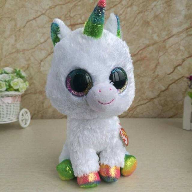 ty beanie boos large fantasia unicorn outlet store sale 3b7fe a4435 ... 5d1a81cb1f6