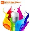3pcs XiaoMi Yeelight Colorful Smart LED Light APP WIFI Remote Control E27 9W 600 Lumens Mi