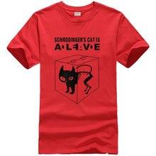 Schrodinger's Cat is Alive T-shirt