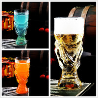 Personality Creative Hercules Soccer Glass Bar Cup Red Wine Whiskey Beer Cup Goblet Hercules Glasses