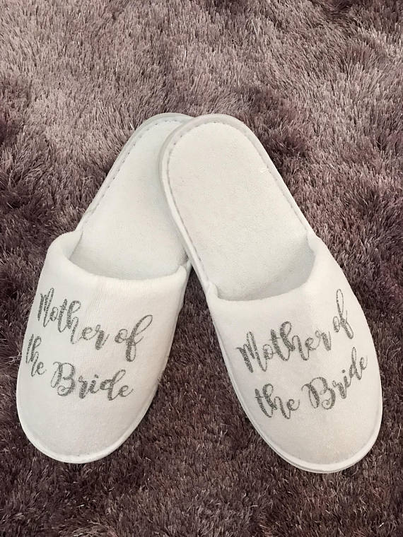 140eae9e6545e personalize titles wedding bridesmaid bride groom spa soft slippers hen  night Bachelorette party favors gifts-in Party Favors from Home   Garden on  ...