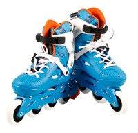 Роликовые коньки детские унисекс Спортивное Профессиональный детей катанию обувь однорядные Регулируемый универсальный встроенный 901 902