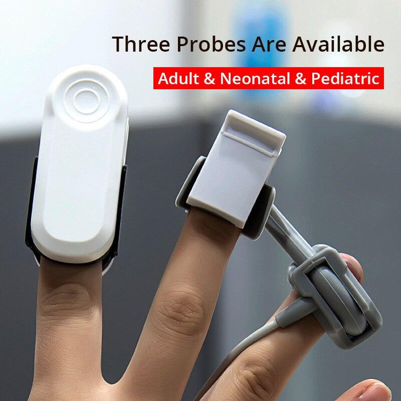 handheld pulse oximeter blood oxygen saturation monitor pulse oximeter Fingertip Oximetro de pulso de dedo Accurate measurement in Blood Pressure from Beauty Health