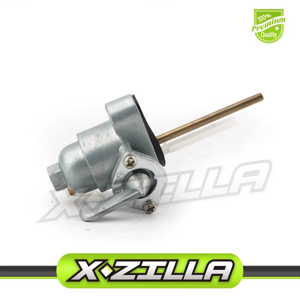 Мотоцикл подачи топлива аксессуары топлива Petcock клапан в сборе для XR CRF 50 70 80 100 CRF150 230 Бесплатная доставка