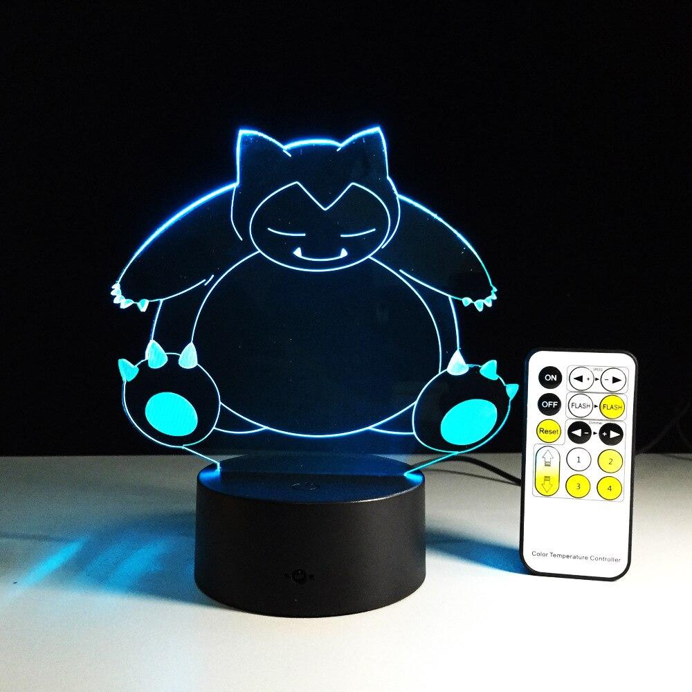 Online Buy Wholesale Pokemon Lamp From China Pokemon Lamp