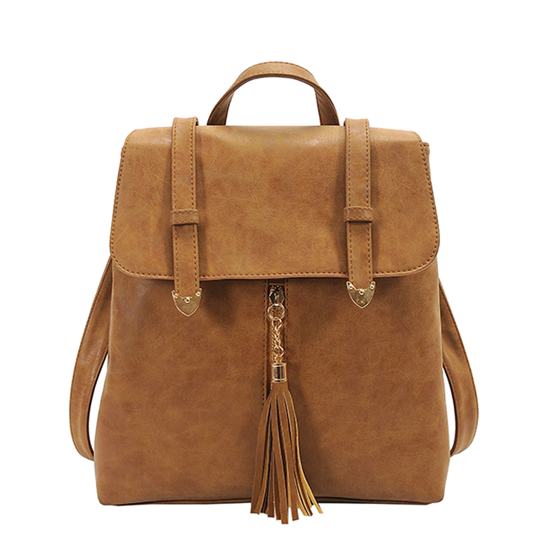 Online Get Cheap Brown Leather Backpack -Aliexpress.com | Alibaba ...