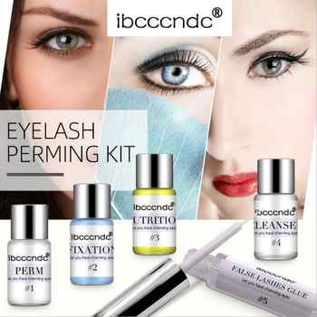 Free DHL 100 Sets Lash Lift Professional Lashes Perm Set Lash lift Kit Makeupbemine Eyelash Perming Kit 2019 Beauty Salon