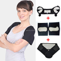 Tourmaline Self Heating Magnetic Therapy Waist & Elbow Support & Tourmaline Heating Shoulder Belt Elbow Massage Free Shipping