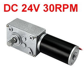 UXCELL Hot Sale 1Pcs DC 24V 110-112/35-36/160-165/30/45RPM High Torque Electric Power Speed Reduce Turbine Worm Gear Box MotorUXCELL Hot Sale 1Pcs DC 24V 110-112/35-36/160-165/30/45RPM High Torque Electric Power Speed Reduce Turbine Worm Gear Box Motor