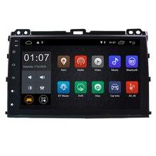 9 «2G RAM 4 ядра Android 8,1 автомобильный DVD gps Радио для Toyota Prado 120 2004 2005 2009 2008 2007 2006 стерео клейкие ленты регистраторы