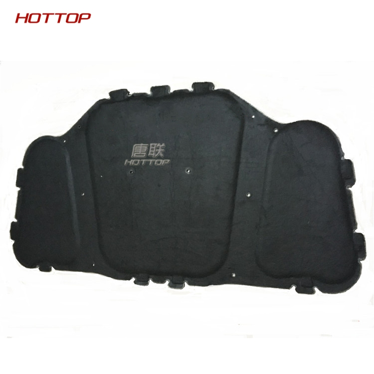 Car Hood Engine Thermal Insulation Sound Insulation Cotton Heat Insulation Pad Mat For BMW  E60 E61 525i 528i 530i 51487148208