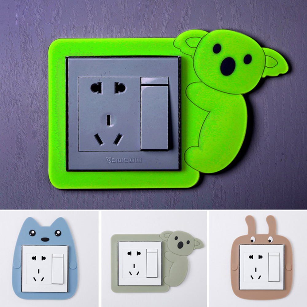 Fluorescent Light Goes On And Off: Aliexpress.com : Buy Cute Cartton Children Room Decor