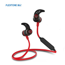 PLEXTONE Bluetooth Sports Earphone Wireless Running In Ear Headset Magnetic Hall Switch Head Phone With All Point Mic Microphone