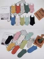 2018 Fashion Mdl ABNs New Arrival Womens Socks Casual Summer Style Breathable Sweat Uptake Sock Top