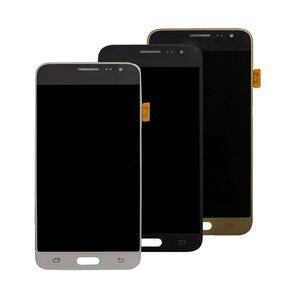 Image 2 - AMOLED Für Samsung Galaxy J3 2016 J320 J320FN LCD Display Touchscreen Digitizer ersatz Montage Touch Panel Telefon Teile