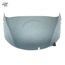 Light Smoke Motorcycle Helmet Visor Lens Full Face Shield Case for SUOMY Spec 1R Spec-1R Extreme Apex Visor Mask