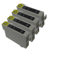 4pcs 18XL T1811 BLACK ink cartridge for EPSON  XP30 XP102 XP202 XP205 XP302 XP305 XP402 XP405 XP212 XP215 XP312 XP315 printer|ink cartridge|ink cartridge for epson|cartridge for epson -