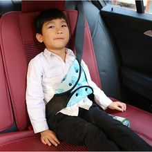 Breathable Universal Car Safety Cover Interior Accessories Protection Car Styling Shoulder Pad Seat Belt Adjuster