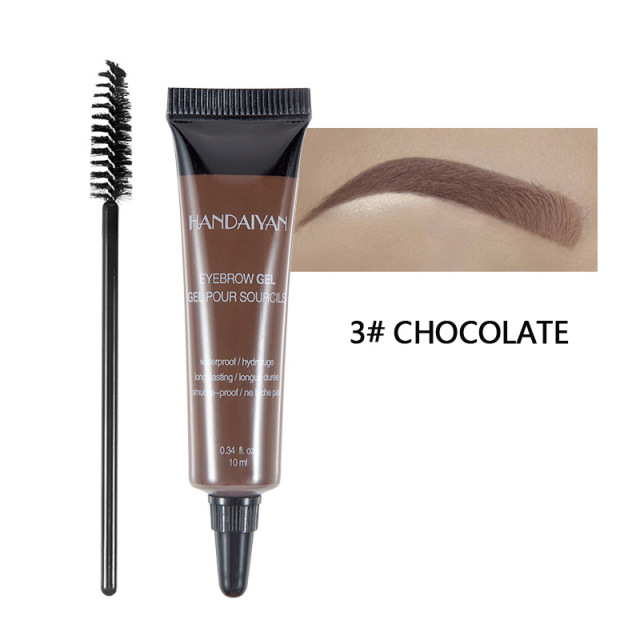 Natural Eyebrow Tattoo Gel