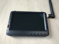 1.2 ГГц/2.4 ГГц/5.8 ГГц Многофункциональный Беспроводной Камера приемник Видеоняни и радионяни 5 дюймов