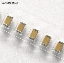 100 pièces 10 uF 50 V 1206 106 X7R 50 V 10% SMD Condensateur