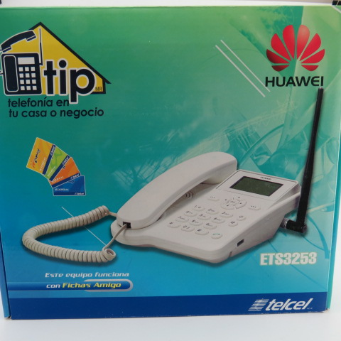 Fixed Wireless Phone GSM Terminal Huawei ETS3253