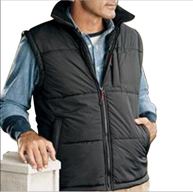 7.4V 4400mAh Rechargeable heated waistcoat Heated vest Winter Thermal Vests Electric heating vest