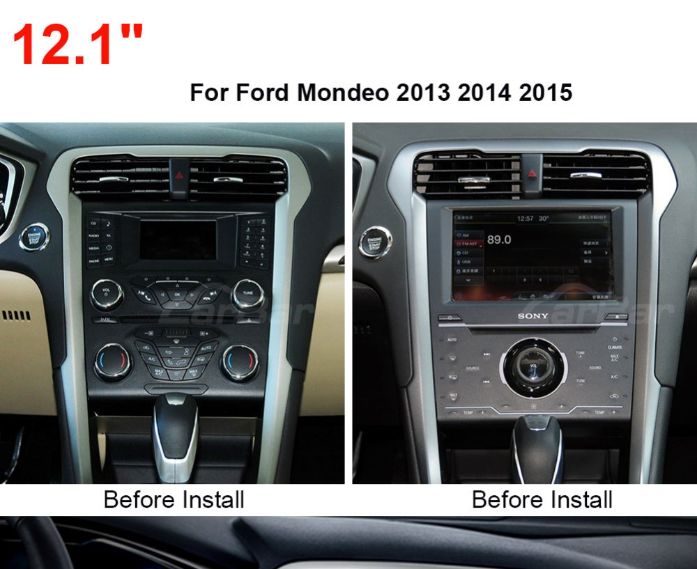car dvd for ford mondeo
