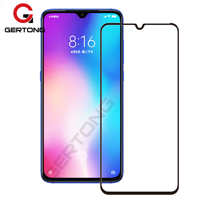 Full Cover Tempered Glass For Xiaomi Redmi K20 Note 7 6 Pro 5 6A Mi 9 8 Lite Mi9 Mi8 Screen Protector High Clear Protection