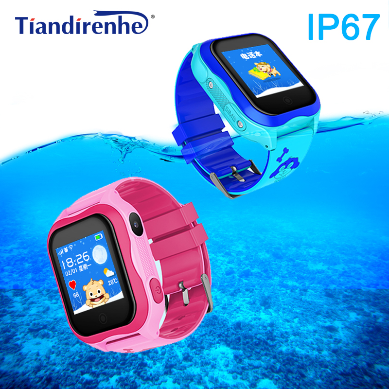 GPS LBS A32 Smart Children Watch Baby SIM Card Touch Screen SOS Call Camera Tracker Kids Alarm Clock Anti-Lost Smartband pk Q90 new listing kids smart watches children caring for children lbs locator baby watch sos call support sim card camera watch men
