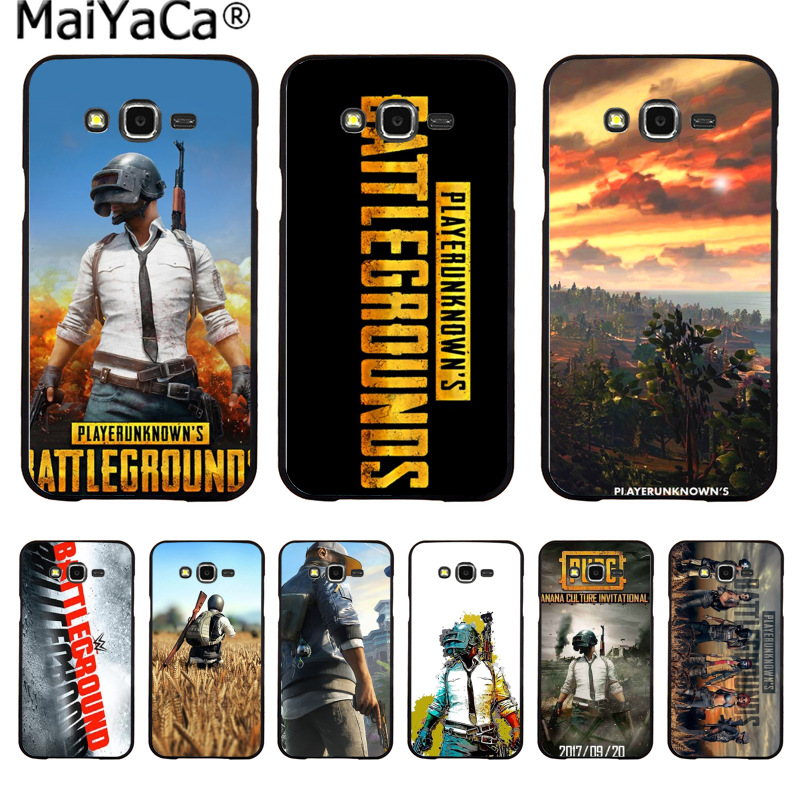 MaiYaCa BATTLEGROUNDS Jedi survival game High Quality phone Accessories cover for Samsung 2015J1 J5 J7 2016J1 J3 J5 J7 Note3 4 5
