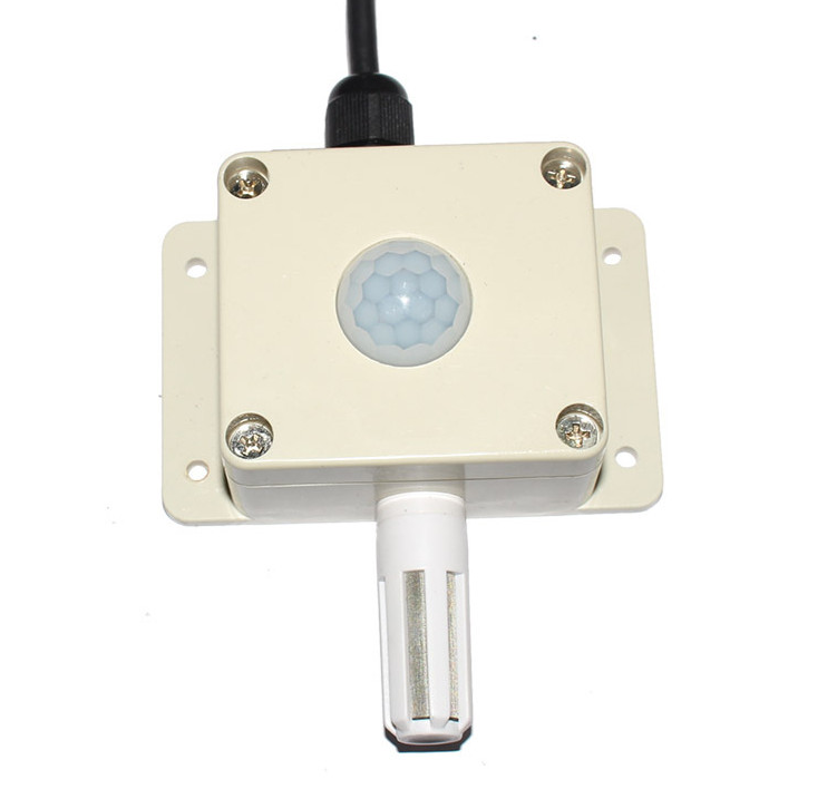 MODBUS-RTU SM3590B, RS485 Bus Illuminance Temperature And Humidity Sensor