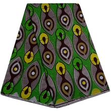 African Wax Fabric Cotton