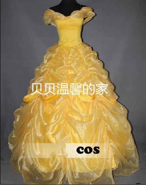Complètement et trop extrême Adulte femmes belle grande robe de mariage robe de princesse belle #BW_83