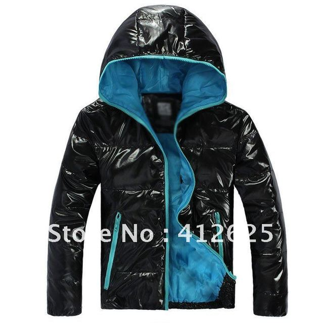Promotion Men winter jacket , Brand new 2012 fashion Winter down coat men,men outerwear jacket 5 colors,free shipping