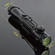 Новые тактические Ночное видение C3-9X40 Nikon прицел пневматическая винтовка пистолет прицел охотничья прицелом Высокая рефлекс Снайпер зрительных труб