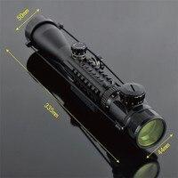 New Tactical Night Vision C3 9X40 LLL Rifle Scope Air Rifle Gun Riflescope Hunting Telescope Sight High Reflex SNIPER Scopes