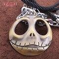 Jack Skellington Pesadilla Antes de Navidad Cráneo Diablo Collar Modelo Demonios de Almizcle de Acción de Star Wars NG0604 regalos de La Promoción