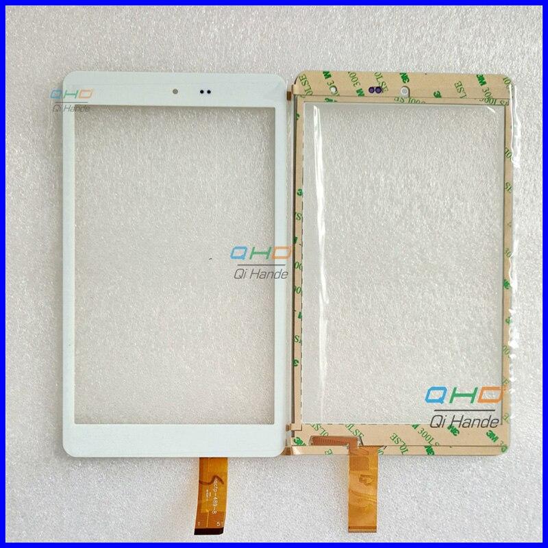 Nuovo schermo capacitivo tablet PC touch screen digitizer sensore Per hsctp-489 (S806)-8 schermo esterno Spedizione gratuita