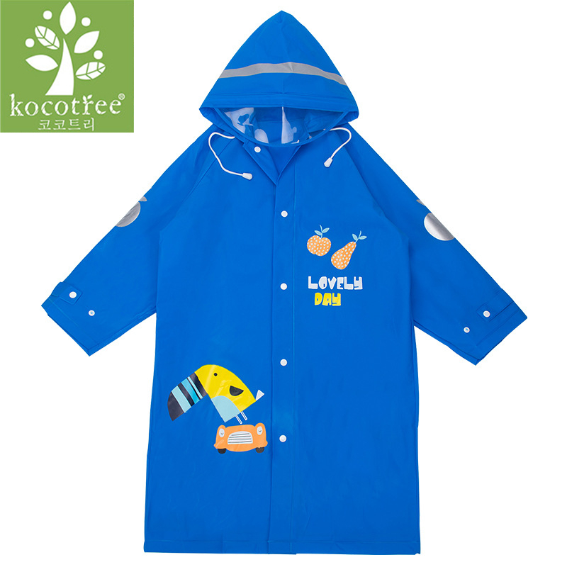 bb0ecd6d7 3 12 years old fashion Animal waterproof kids boys girls raincoat ...